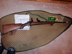 Zastava ARMS Mauser Springfield