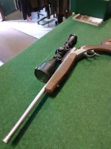 Bergara B13 Edge 308-as, gavallér fegyver