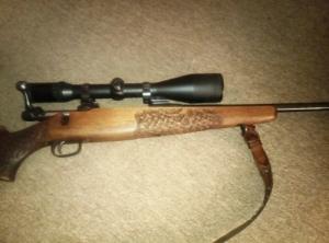 Savage M110