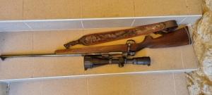 Kragujevac Mauser .22-250
