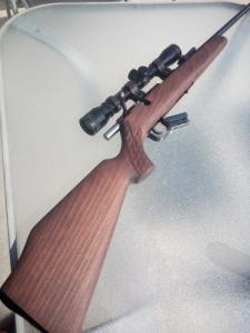 Mauser mod 107, 0.22 LR