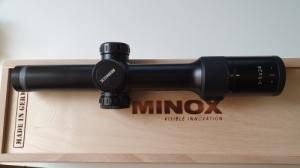 Minox céltávcső - ZE 5.2 1-5x24 German 4 világítópontos.