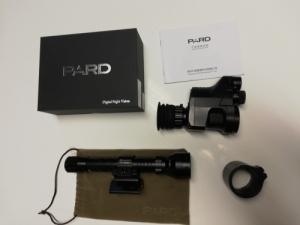 Pard NV007-16 + tartozékok + 1 db 940nm-es sugárvető