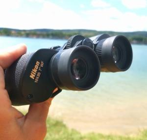 Új Nikon 10x35 E II - eladó