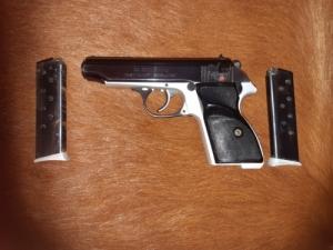FÉG AP 7,65 Browning