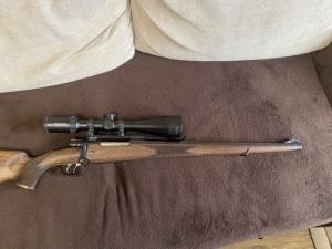 Épített stucnis Mauser
