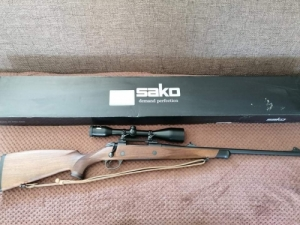 Sako M85 bavarian